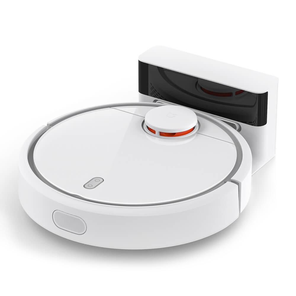 Пылесос xiaomi mi robot vacuum cleaner купить украина