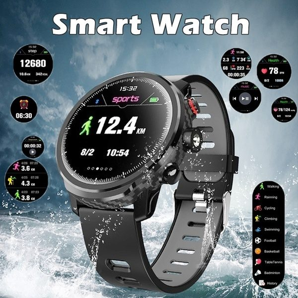 Smartwatch wodoodporny L5