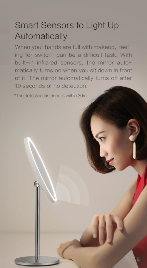 inteligentne lusterko Yeelight LED