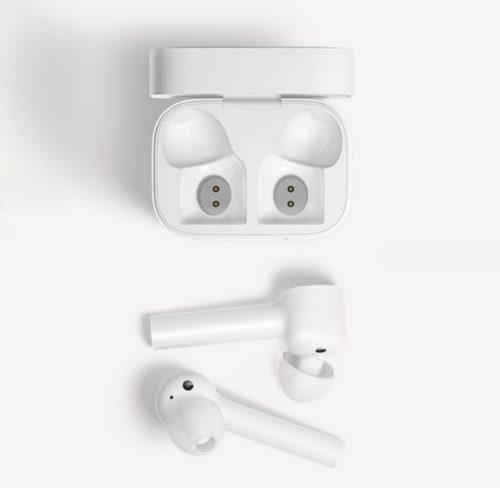xiaomi airdots białe bezprzewodowe słuchawki