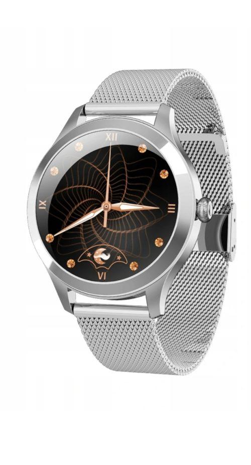 Smartwatch damski KW10 Pro
