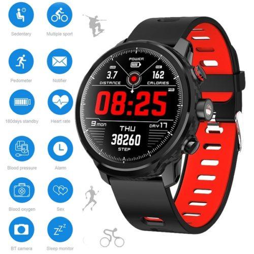 męski zegarek smartwatch