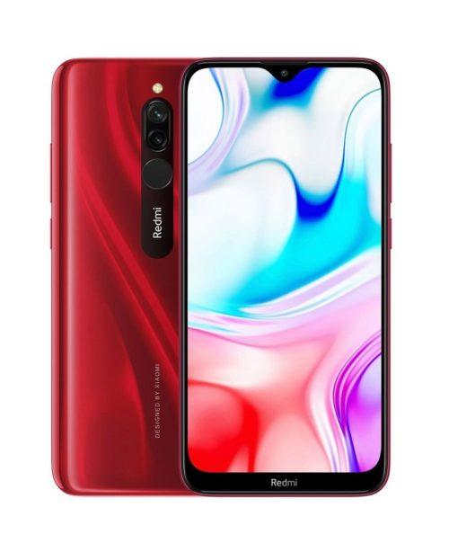Smartfon Xiaomi Redmi 8 red