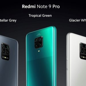 xiaomi - smartfony not 9 pro