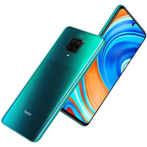 smartfon xiaomi note 9 zielony