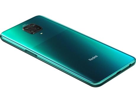zielony smartfon xiaomi