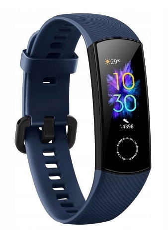opaska huawei honor band 5 niebieska