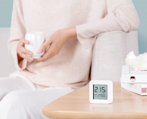 Czujnik temperatury i wilgotności Mi 2 - Xiaomi
