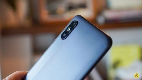 Smartfon Xiaomi Redmi 9A 2/32 grey