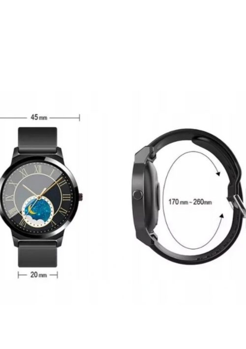męski smart watch h6pro