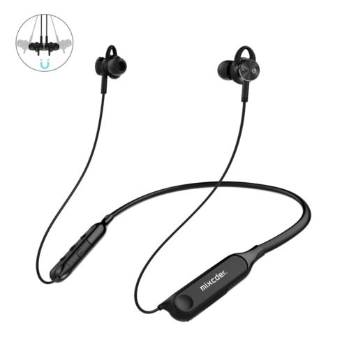 Mixcder wodoodporne sportowe bezprzewodowe słuchawki